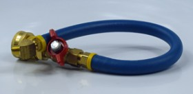 Water Jet hose for wet blasting nozzle system